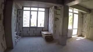 Двушка возле парка Ривьера 60 метров в черновой отделке  Квартиры в Сочи со статусом Квартиры, вид