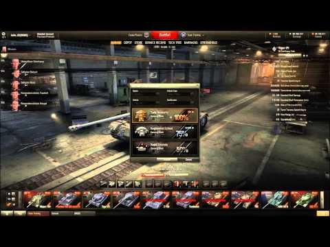 World of Tanks - Common Test 9.6