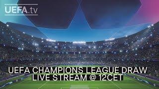 Live: Loting UEFA Champions League kwartfinale met Ajax