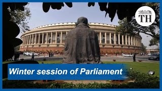Winter session of Parliament: What's in store?