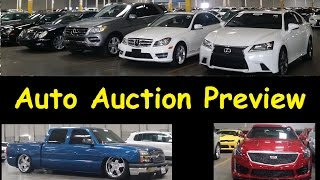 Wholesale Car Auction New Used Auto Truck Mercedes Auctions