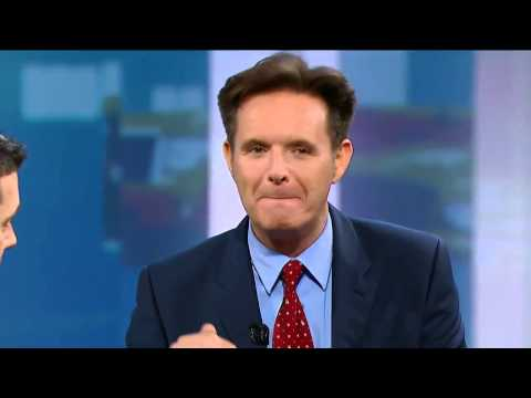 Mark Burnett On George Stroumboulopoulos Tonight: INTERVIEW