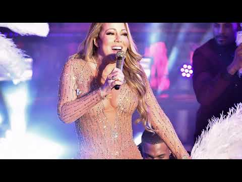 Mariah Carey - New Years Eve 2016 Medley (Studio Version)