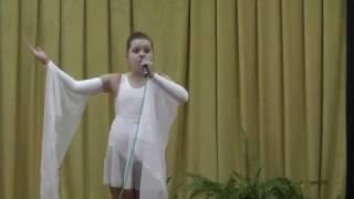 Шегурова Дарья. Балетные туфельки  ДШИ №1 Шумерля