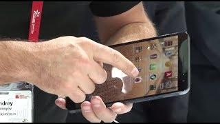 Планшеты Huawei X1, M1 и умный браслет TalkBand на MWC2014