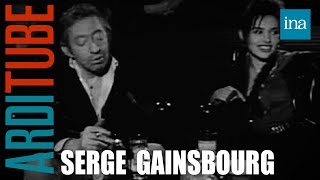 Blind test Serge Gainsbourg et Béatrice Dalle | Archive INA