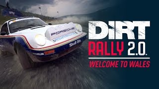 Welcome to Wales - DiRT Rally 2.0