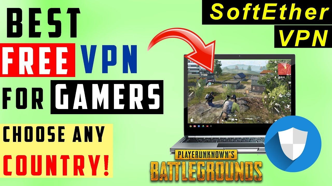 BEST VPN for PC | 100% FREE | Best VPN for PUBG lite | CHOOSE any COUNTRY