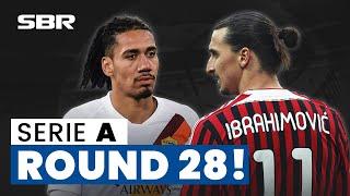 Serie A Week 28 Football Match Tips, Odds & Predictions