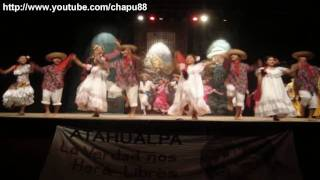 Ballet Foklórico América Morena - Taquirari [Viedma 2010]