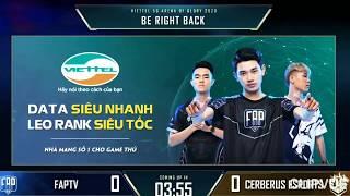 BL giải đấu 2020 | FAPTV vs CES | Liên quân mobile