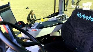 Kubota M7 tracteur Best seller