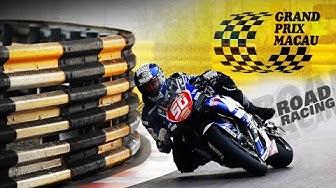 MACAU GP - Road Racing - Horst Saiger (Doku)