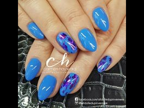 Gel Nail Fill - FACEBOOK LIVE VIDEO- by Carmen
