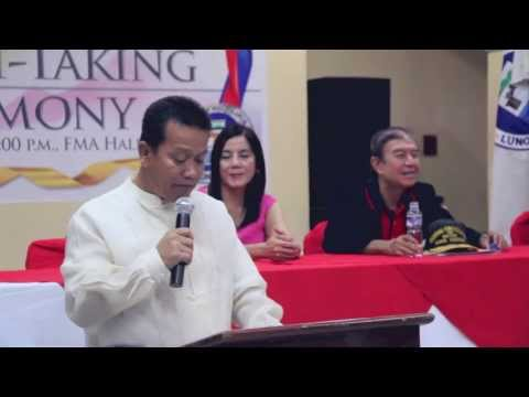 INAUGURATION RITES 2013 - Olongapo City (By: i-FOCUS Photography)