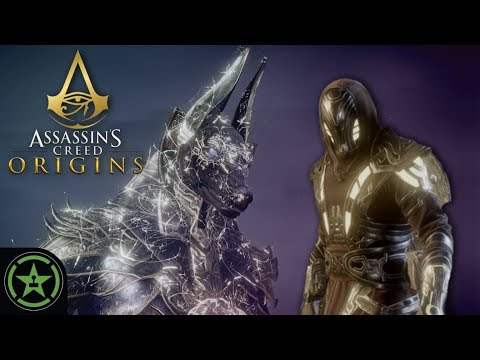 Let's Watch - Assassin's Creed: Origins - Trials of the Gods - Anubis