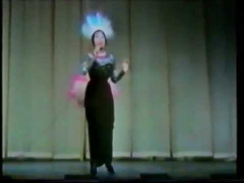 Joséphine Baker à l'Olympia, 1968