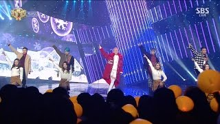 SECHSKIES - '커플 (COUPLE)' 1218 SBS Inkigayo