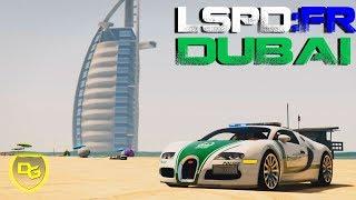 « Die DUBAI Polizei » - GTA 5 LSPD:FR #152 - Daniel Gaming