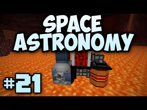Minecraft- Space Astronomy [21] INFINITE POWER