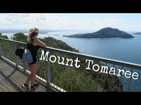 Shoal Bay || Spectacular Views From Tomaree Summit