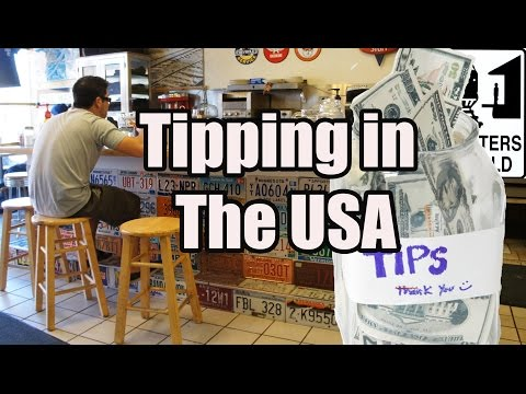 Tipping in the USA Explained - Visit America