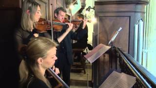 Arcangelo CORELLI  Sonate en trio pour deux violons et continuo, en ré majeur, op. 3 n°2