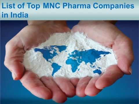 List of MNC Pharma Companies in India | Multinational Pharma