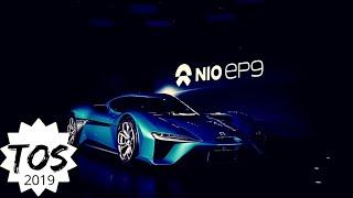 Nio Inc | NIO (2019 Stock Review) | Tesla of China