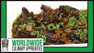 Delicious Short Ribs - Short Ribs In Red Wine Sauce - Honey Glazed Short Ribs