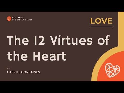 The Inner Temple of the Heart: Guided Meditation on Love with Gabriel Gonsalves
