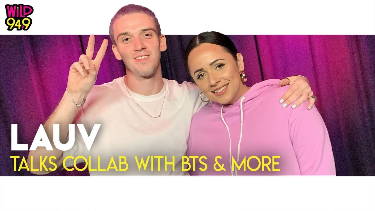 Lauv Shares How The Bts Make It Right Collab Came Together And