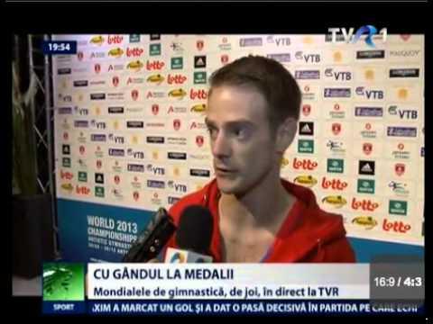 Romanian Gymnastics News from Antwerp - 30.09.2013