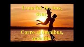 I say a little prayer for you  (sub español)