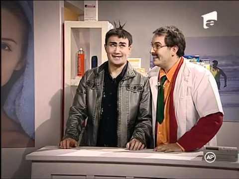In puii Mei! Fernando de la Caransebes la drogherie