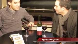 Backstage di Aperitivo Bianconero con Eghlis Briganti