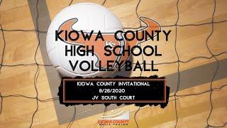 Kiowa County Invitational- JV South Court