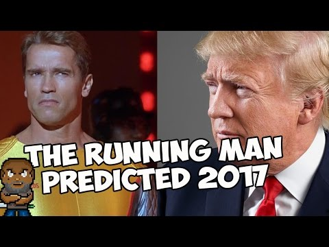 The Running Man Predicted 2017