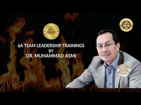 KANGEN WATER ROCK THE WORLD DUBAI - Dr Muhammad Asmi Presentation