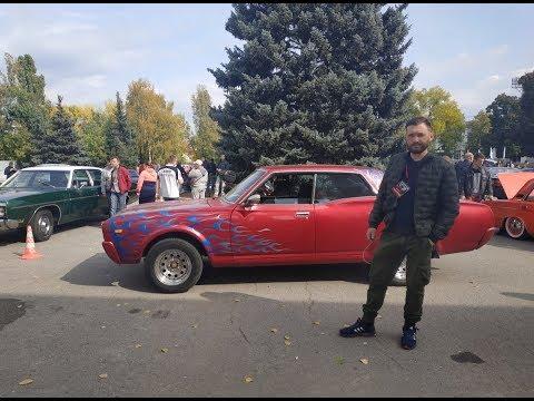 Выставка авто в Луганске, часть 2