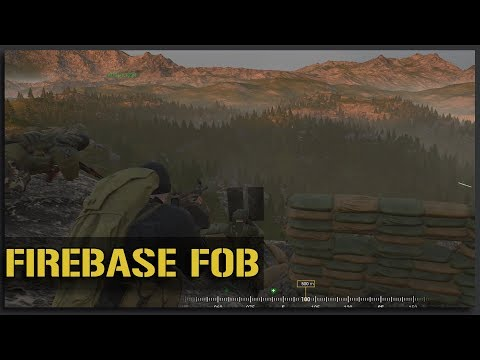 I Think I'm Deaf Now (Firebase FOB Gameplay) - v10 Squad Gameplay