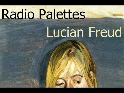 Radio Palettes - Lucian Freud