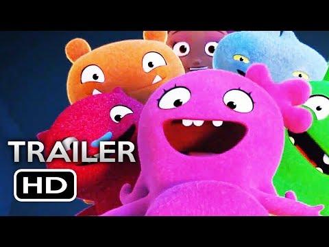 UGLYDOLLS Official Trailer 2 (2019) Emma Roberts, Nick Jonas Animated Movie HD