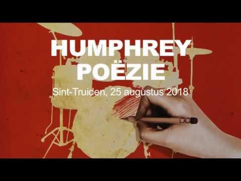 Poëzie van Herman Rohaert en muziek van Pol Meunier in bar&bistro Humphrey in Sint-Truiden