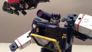 Video MASTERPIECE SOUNDWAVE TAKARA MP-13 VIDEO TOY REVIEW download MP3, 3GP, MP4, WEBM, AVI, FLV Agustus 2018