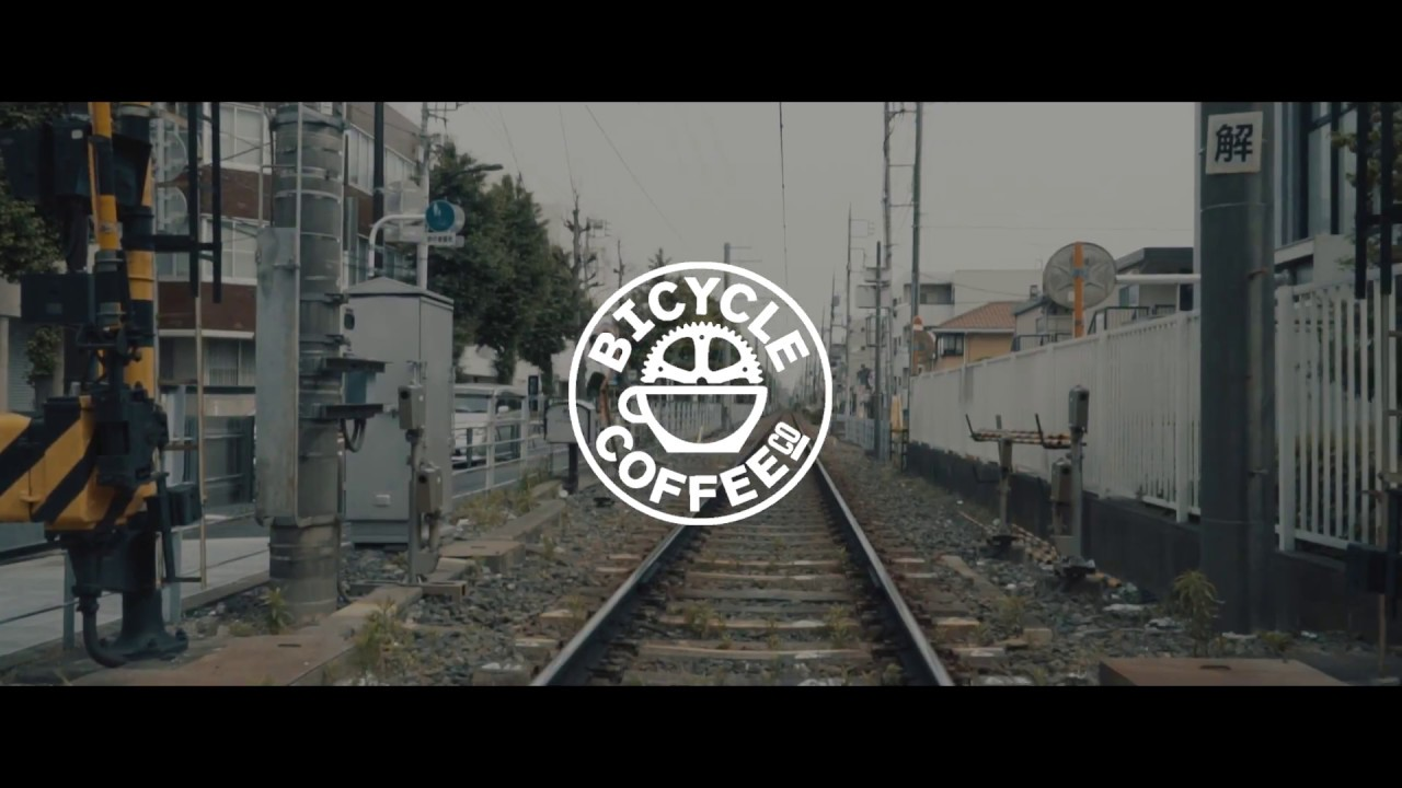 BICYCLE COFFEE TOKYO Renewal Party