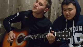 Песни под гитару-о боже как ты красива..