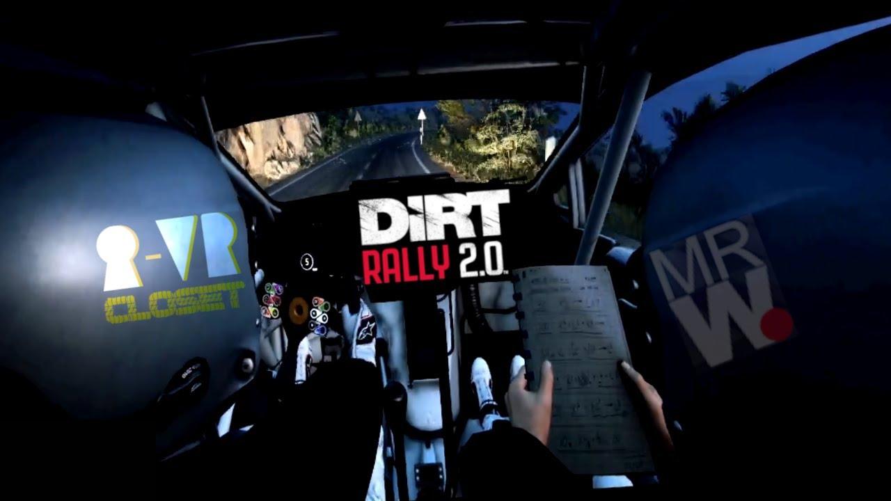 R-VR Closet Dirt Rally 2.0