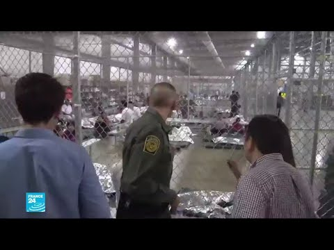 ترامب يريد تغيير القانون الخاص باحتجاز أطفال المهاجرين  - 13:56-2019 / 8 / 22