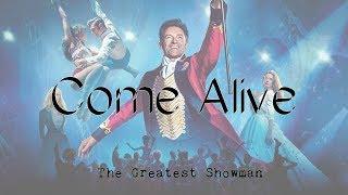 ► Come Alive《活出自我》- The Greatest Showman Soundtrack 中文翻譯